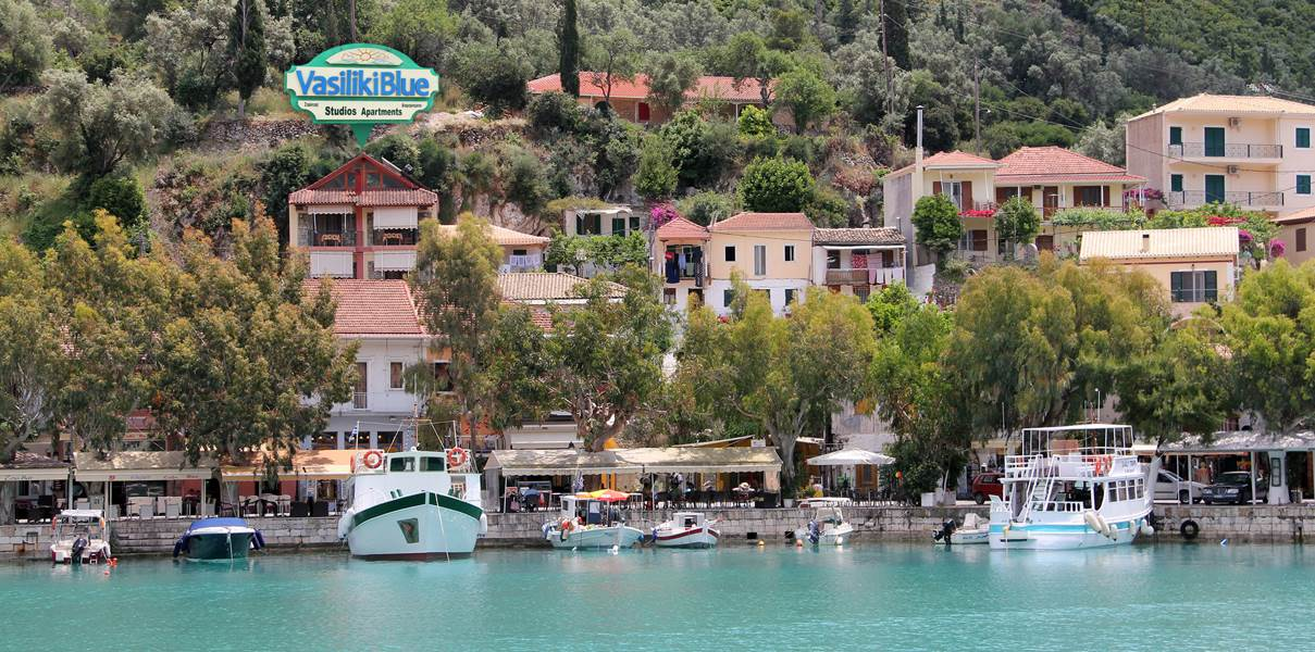 Welcome At Sea View Studios In Vassiliki Lefkada
